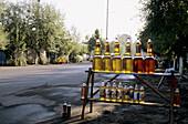 Petrol, Diesel, Oil support. Kyrgyzstan