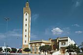 Mosque. Agadir. Morocco.