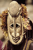 Mask. Dogon Country. Mali.