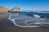 Monsul beach, Cabo de Gata-Níjar Natural Park. Almería province, Andalusia. Spain