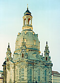 Frauenkirche (Church of Our Lady), Dresden, Saxony, Germany