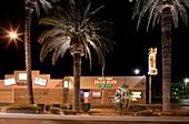 Pawn Shop on Las Vegas Boulevard, The Strip. Downtown Las Vegas, Nevada, USA