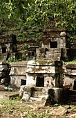 Quiahuitzlan ruins, Veracruz state, Mexico