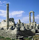 Temple of Apollo. Didyma. Turkey.