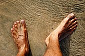 Close-up, Closeup, Color, Colour, Contemporary, Detail, Details, Feet, Foot, Forties, Fourties, Gen