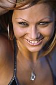ess, Exuberance, Exuberant, Face, Faces, Facial expression, Facial expressions, Facing camera, Female