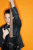 n, Emotions, Facial expression, Facial expressions, Facing camera, Generation X, Guitar, Guitars, Hol