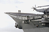 Aircraft, Aircraft carrier, Aircraft carriers, Aircrafts, Armed forces, Carrier, Carriers, Chopper, Choppers, Color, Colour, Helicopter, Helicopters, Human, Military, Military power, Navy, Pair, People, Person, Persons, Sail, Sailing, Serviceman, Servicem