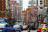 Chinatown district, Bangkok, Thailand