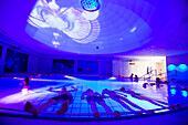 Thermal baths in Bad Schandau, Saxony, Germany