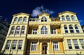 Europe, Germany, Mecklenburg-Western Pomerania, isle of Usedom, seaside-resort architecture in Bansin