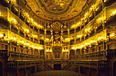 Margravial Opera House, Bayreuth, Bavaria, Germany