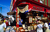 Europe, Great Britain, England, London, Notting Hill, Portobello Road Market