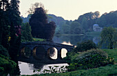 Europe, Great Britain, England, Wiltshire, Stourton, Warminster, Stourhead Garden