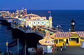 Europe, Great Britain, England, East Sussex, Brighton, Brighton Pier