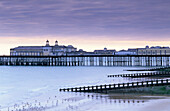 Europe, Great Britain, England, East Sussex, Hastings, Pier