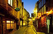 Europe, Great Britain, England, North Yorkshire, York, Shambles