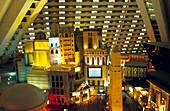 USA, Nevada, Las Vegas, Las Vegas Boulevard,  ''The Strip'', Hotel Luxor