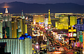 USA, Nevada, Las Vegas, Las Vegas Boulevard, ''The Strip''