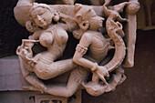 Sculpture.  Jain Temple. Osian. India