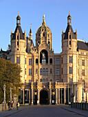 Schwerin Castle, Mecklenburg Western Pomerania, Germany