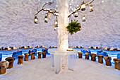 Igloo Restaurant, Rovaniemi, Lapland, Finland, Europe