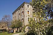 Chateaux et Hotels de France': Carpe Diem Palazzu, at Eccica-Suarella. Corsica. France