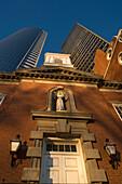 CHURCH OF OUR LADY OF ROSARY SHRINE OF SAINT ELIZABETH ANN SETON. MANHATTAN. NEW YORK. USA