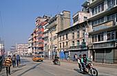 Nepal, Kathmandu, Ganga Path New Road