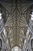 Winchester, cathedral, from 1079, rebuilt 1107, Old Minster, the Perpendicular style, Hampshire. UK.