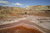 Rio Tinto mines. Huelva. Spain