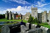 Europe, Great Britain, Ireland, Co. Mayo, Ashford Castle near Cong