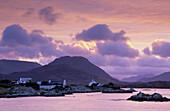 Europe, Great Britain, Ireland, Co. Galway, Connemara, Ballynakill Harbour