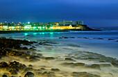 Evening mood along the coast, Portstewart, Co. Londonderry, Northern Ireland, Great Britain, Europe