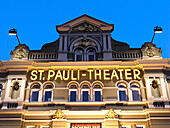 Saint Pauli Theatre, Hanseatic City of Hamburg, Germany