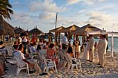 Aruba, Palm Beach, West Indies, Dutch Carribean, Central America, wedding ceremony