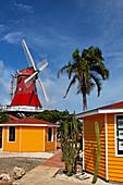 West Indies, Aruba, The Mill, dutch wind mill, De Olde Molen