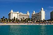 Aruba, Palm Beach, West Indies, Dutch Carribean, Central America, Riu Hotel Casino