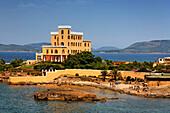 Italy Sardinia Alghero Villa Las Tronas Art deco Hotel