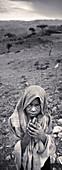 Little girl. South Ethiopia
