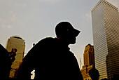 Ground Zero, Lower Manhattan. NYC, USA