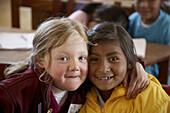 Children of El Alto. Bolivia