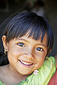Girl of Fatumerita, Aileu District. East Timor