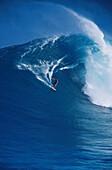 Surfing. Maui, Hawaii, USA