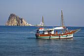 Panarea, Aeolian Islands. Sicily, Italy