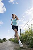 Fences, Field, Fields, Fit, Fitness, Flower, Flowers, Full-body, Full-length, Generation X, Health, H