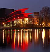 Hans Otto Theater, Potsdam, Brandenburg (state), Germany