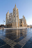 Cathedral of Leon, Leon, Castile and Leon, Spain