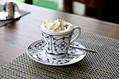 Traditional Coffee and Rum Drink, Pharisäer, North Frisian Islands, Schleswig-Holstein, Germany