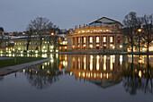 State Opera House, Stuttgart, Baden- Wuerttemberg, Germay